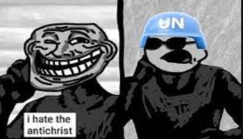 I Hate The Antichrist Meme