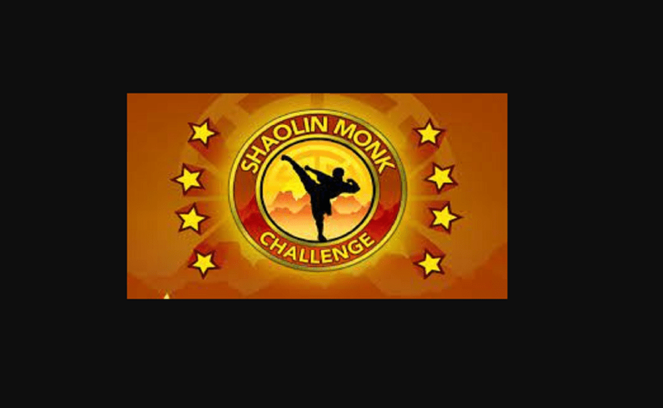 Image Of What Is Shaolin Monk Challenge
