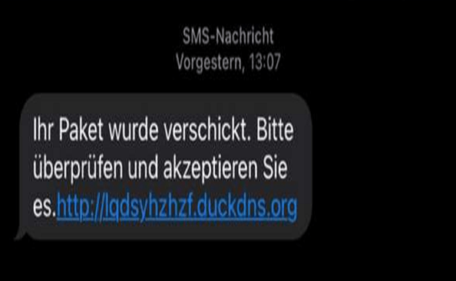 Image Of What Is Sms Paket Virus