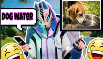 Dog Water Meme