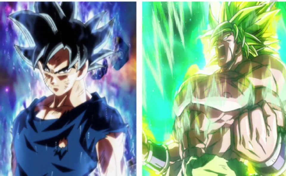 Image Of Goku Vs Naruto Who Would Win