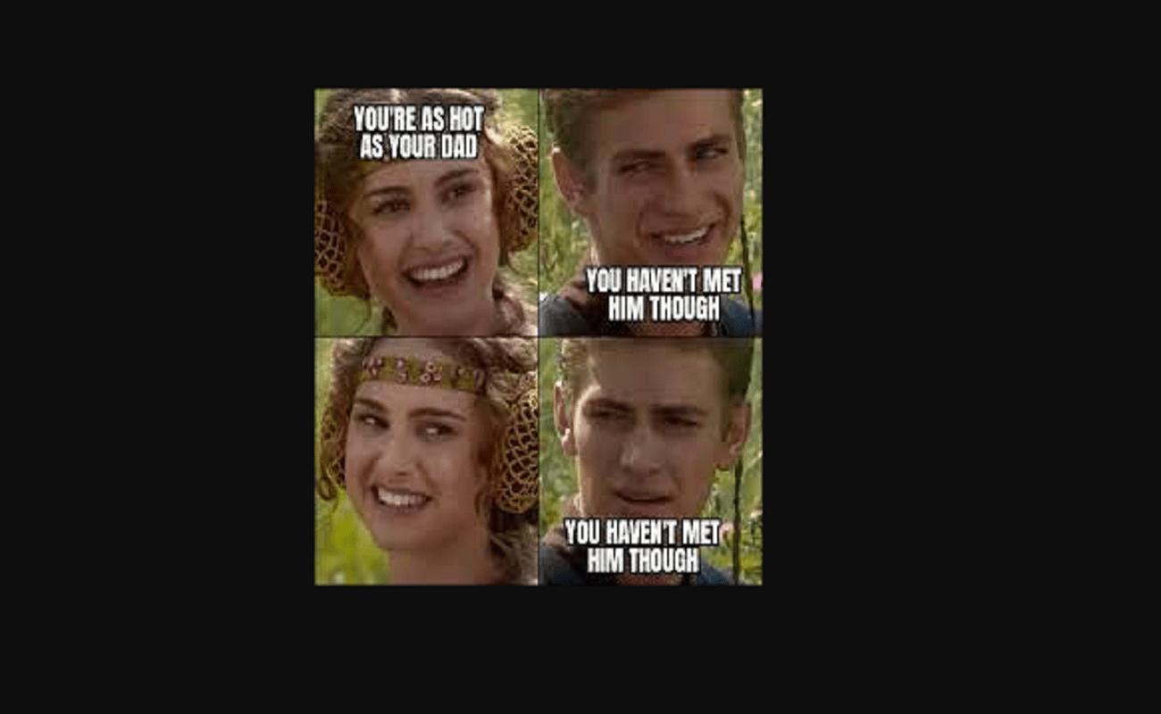 Anakin Padme Meme