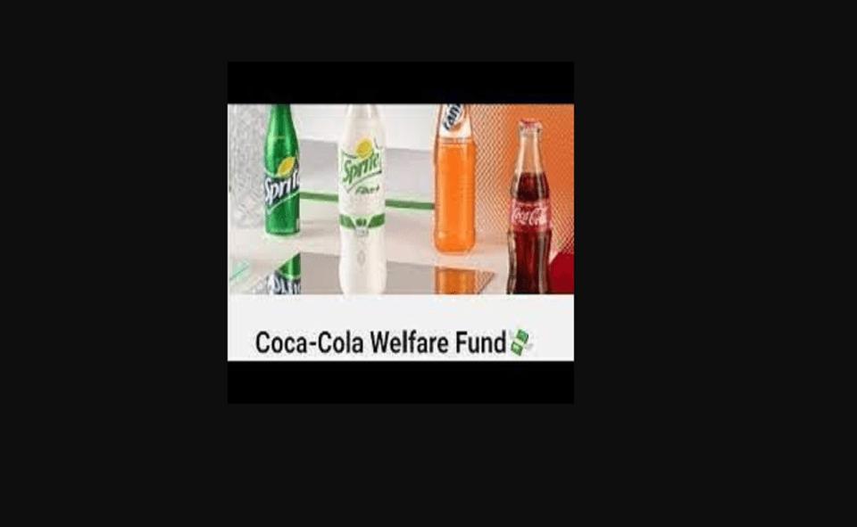 Image Of Coca-Cola Welfare Fund 2021