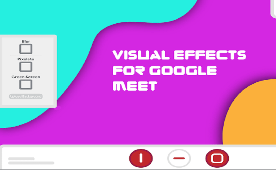 Image Of How To Use Visual Effects For Google Meet