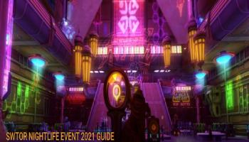 SWTOR Nightlife Event 2021