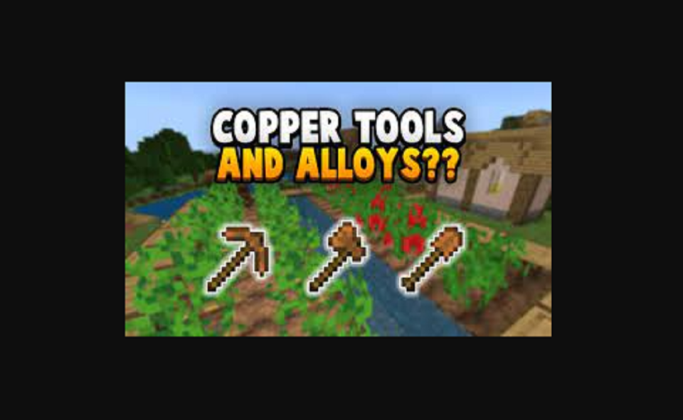 Image Of How To Use Copper In Minecraft