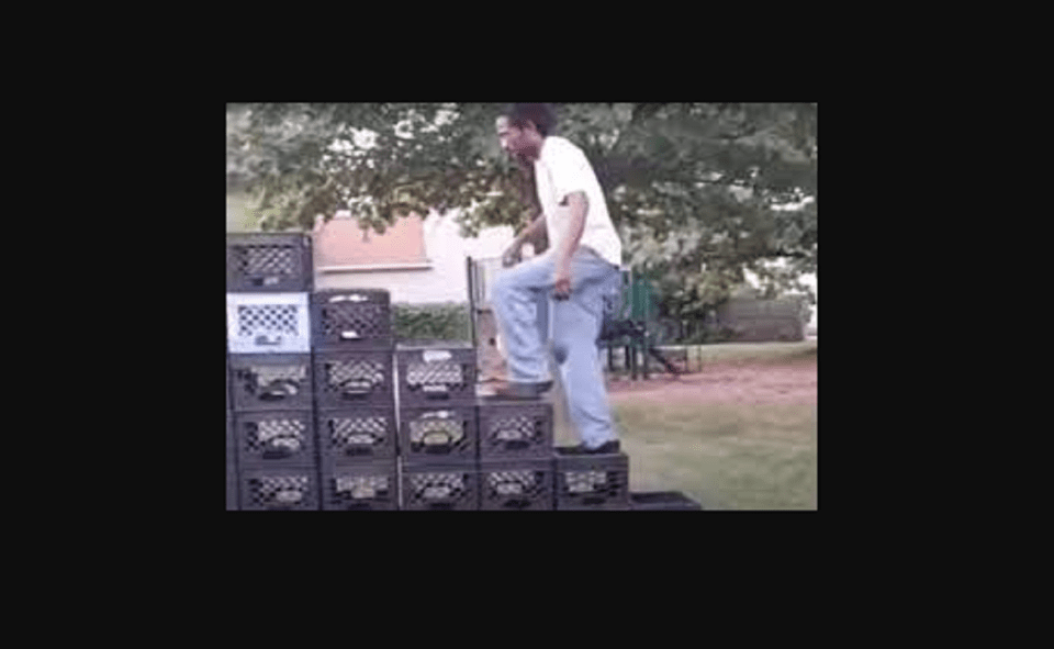 Image Of What Is Milk Crate Challenge