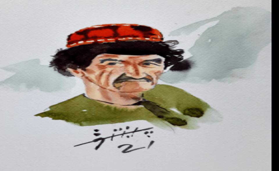 Image Of Who Is Nazar Mohammad Aka Khasha Zwan