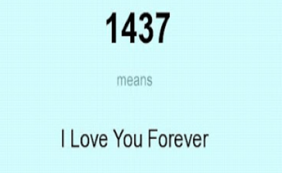 Image Of 1437 Meaning