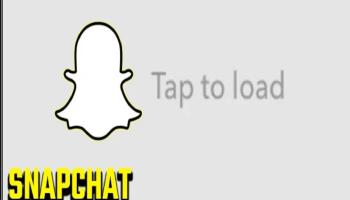 Tap To Load Snapchat Prank