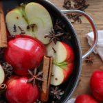 Apple Cinnamon Stovetop Poutpourri