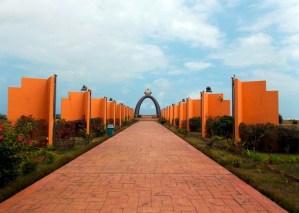 Billionth Barrel Monument Brunei image