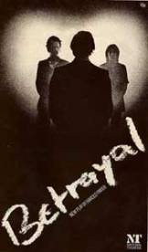 1978 Betrayal, London cover