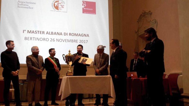 Bertinoro | Primo Master Albana di Romagna