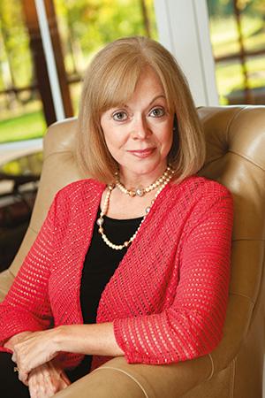 Die Autorin Terri Blackstock