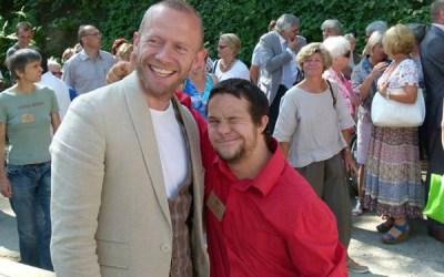 """Dominique Van Nerom: """"Ook voor mensen met een mentale handicap is Brussel een thuis"""""""