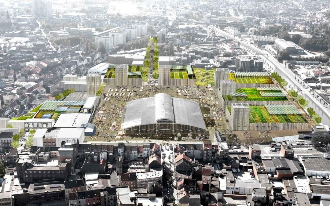 """Joris Tiebout & Paul Thielemans: """"de Abattoirs hebben hun plaats midden in de stad, de stad is onze ziel"""""""