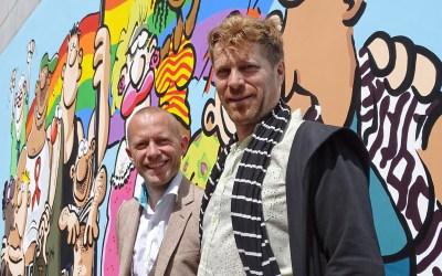 """Alan De Bruyne: """"Uiteindelijk zijn we allemaal simpele mensen die nood hebben aan iemand die ons graag ziet"""""""