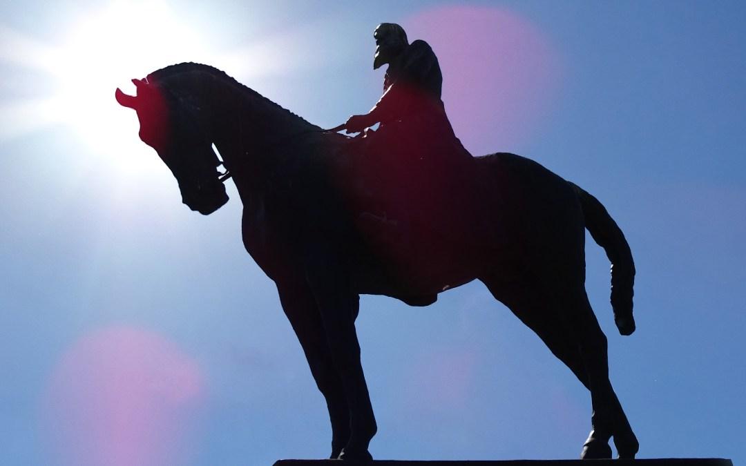 Waar staat het monument voor de Congolese vrijheidsstrijder? (De Standaard)