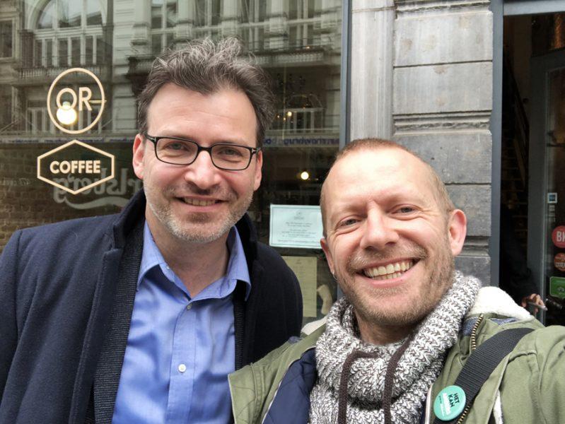 Dirk Jacobs Brussel Brusselgevoel onderwijs kwaliteit meertalig