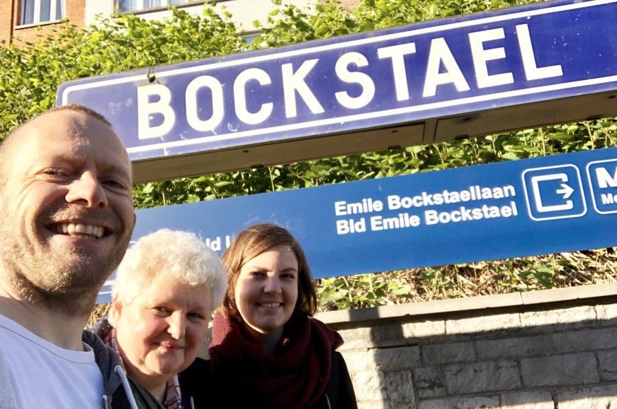 Halte Bockstael (13 mei)