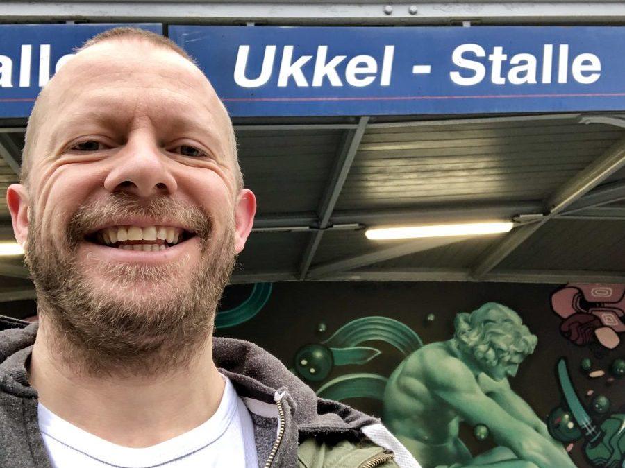 Halte Ukkel-Stalle (6 mei)