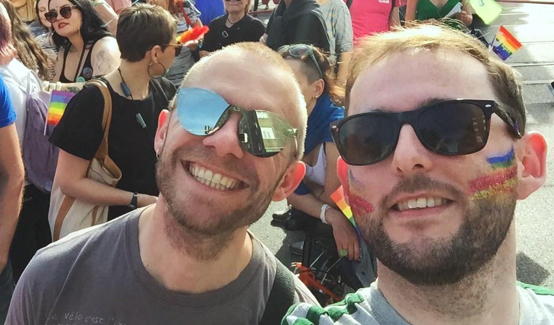 "Ed Davitt: ""The Irish referendum for marriage equality was won door-to-door…"""