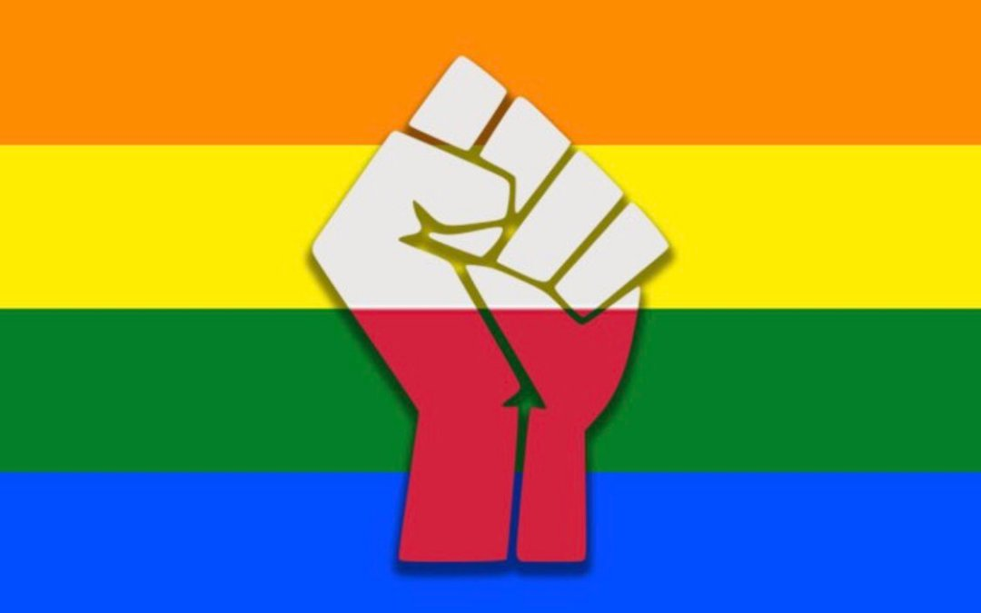 #PolishStonewall