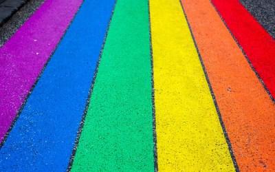 'Het wordt tijd om het misverstand uit de wereld te helpen dat sport en de regenboog niet samengaan'