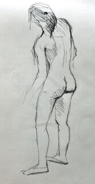 Fabienne - Stylo noir