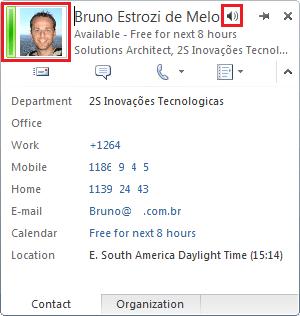 Foto no Outlook 2010 (1/2)