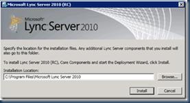 Passo-a-Passo da Instalação e Configuração do Lync Server 2010 – Série 1 (3/6)