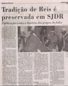 2011 - Folia de Reis - Gazeta SJDR