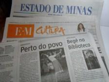 Jornal Estado de Minas- Junho 2013
