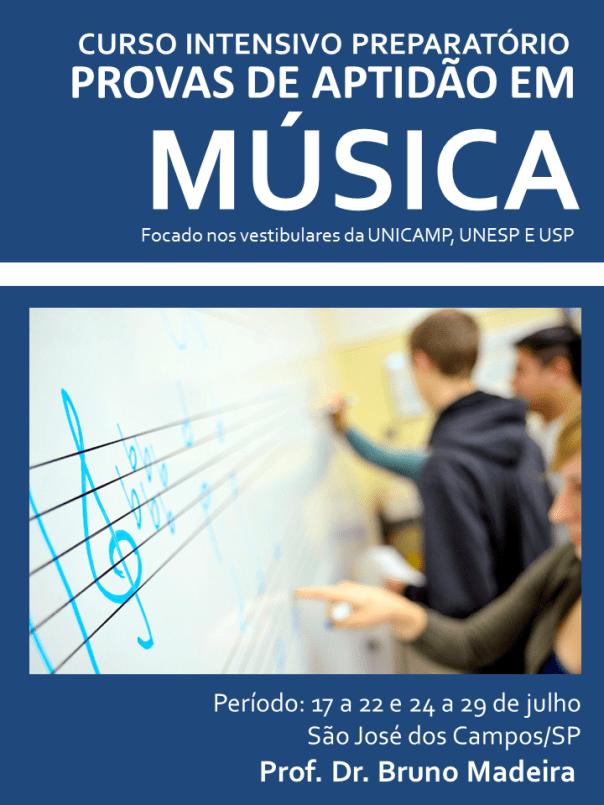 flyer opcao11 Curso preparatório para provas de aptidão em Música