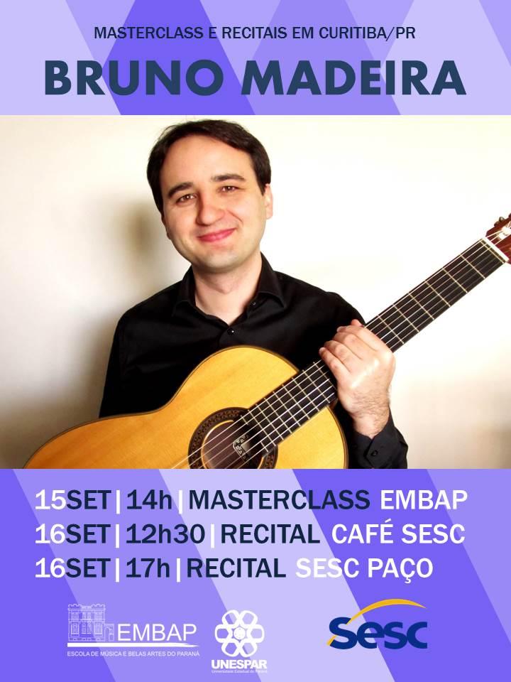 masterclass recital violao curitiba Masterclass e recitais em Curitiba/PR
