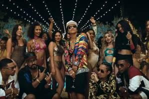 Bruno Mars 24k video