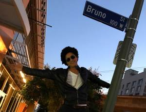 Bruno Mars Impersonator Los Angeles