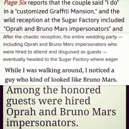 Bruno Mars Look Alike And Impersonator Media Mentions