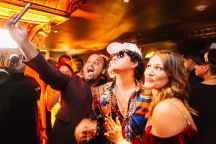 Johnny Rico As Bruno Mars Birthday Party Crashing