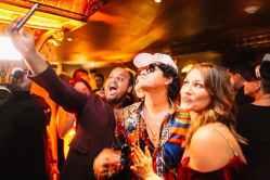 Johnny Rico As Bruno Mars Birthday Party Crashing