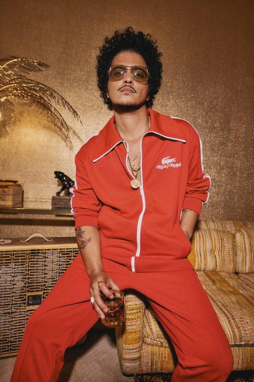 Ricky Regal Bruno Mars