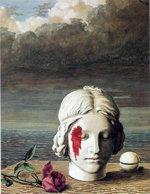 Magritte_ La Mémoire 1948
