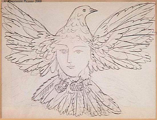 Picasso_Le visage de la Paix