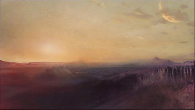 Nuit dans le désert du Sahara_Bruno Rigolt_e