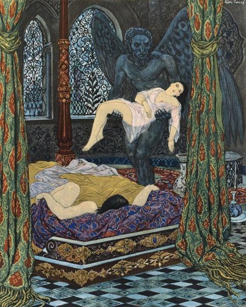 leon-carre_mille_et_une_nuits_princesse_boudour