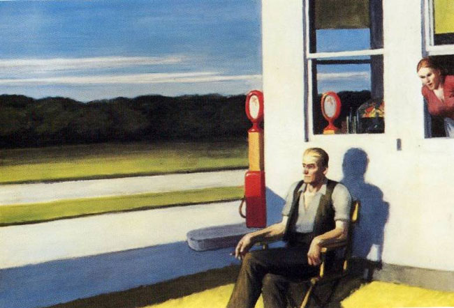 hopper_four_lane_road_1956_priv