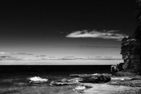 Solitude - 01/19/2013 - Flower Pot Island