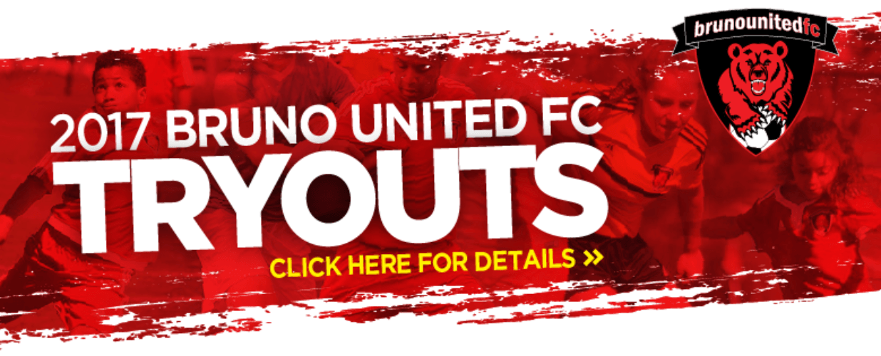 2017 Bruno United FC Tryouts