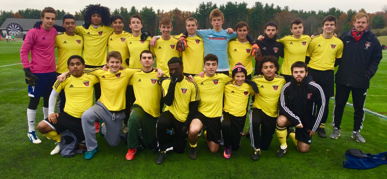 Boys 2001 NPL at NEFC